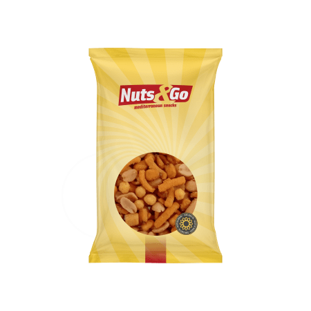 150G NUTS&GO BBQ